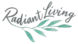 Radiant Living Logo