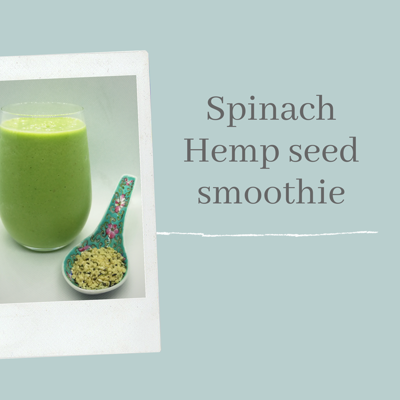 SPINACH-HEMP-SEED-SMOOTHIE
